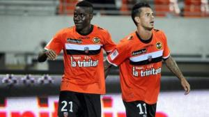 The return of Aliadiere and Traore will be key to helping the club push for European Football.  Source: ouest-france.fr