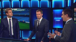 Neville and Carragher started an interesting debate this week that will continue for some time.  Source: Sky Sports